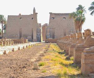 طريق الكباش بوابة الأقصر لدعم السياحة.. كيف عادت الحياة إلى مدينة المعابد؟