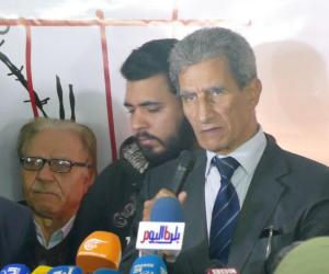 محاسيب الإخوان في معركة القانون.. تفاصيل 10 ساعات من التحقيق مع معصوم مرزوق وشلّته