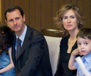 الرئاسة في دمشق أعلنت إصابتها بسرطان الثدي.. تعرف على أسماء الأسد حرم الزعيم السوري