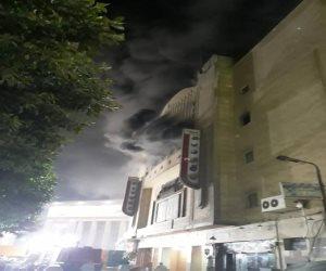 مسلسل طويل آخره ريفولي.. من يحمي مباني القاهرة التاريخية من الإهمال والنار؟