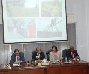 وزير الزراعة: نسعى لتحقيق الأمن الغذائي لشعوب القارة
