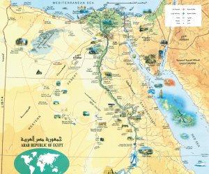 مليون كيلو متر من الحياة المدهشة.. 5 أنظمة بيئية تغطي جغرافيا مصر (تعرف عليها)