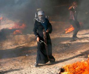 حصيلة الجمعة بمسيرات العودة.. 200 مصاب فلسطيني في مواجهات مع الاحتلال