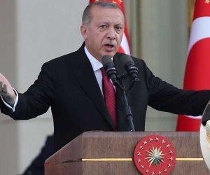 فضيحة جديدة تواجه الحكومة التركية.. استجواب في البرلمان كشف جرائم نائب أردوغان