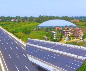 «مصر: التحدي والإنجاز»: 314 مشروعا في قطاع النقل باستثمارات 85 مليار جنيه