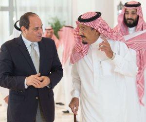 القمة المصرية السعودية الأولى في نيوم.. كيف علق الخليجيون على لقاء «السيسي وسلمان»؟