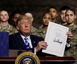 المتمردون يهددون بـ«ترامب جيت».. هل يلطخ الرئيس جدران البيت الأبيض بأحاديث سوداء؟