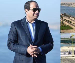 جزر تنتظر تنفيذ تعليمات السيسي.. إزالة التعديات على حرم النيل