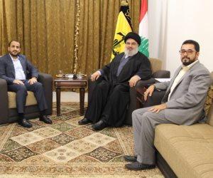 رسائل لقاء الحوثيين وحسن نصر الله.. هكذا كشف «حزب الله» دعمه للمليشيات