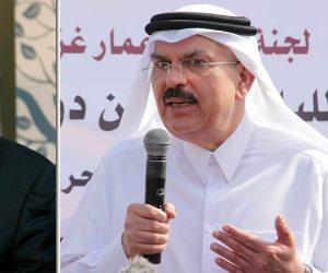 جيش إسرائيل يشكر صهاينة قطر.. تفاصيل اللقاء السري بين سفير تميم ووزير دفاع تل أبيب