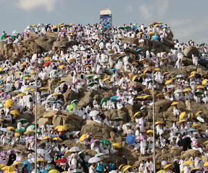 ارتفاع حالات الوفاة بين الحجاج المصريين إلى 48 حالة بالأراضي المقدسة