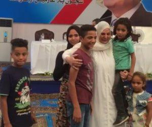 الإفراج عن أم لخمسة أبناء دون عائل ضمن مبادرة الرئيس «سجون بلا غارمين» (فيديو)