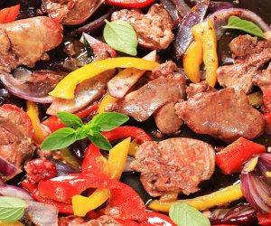 لعشاق الكبد.. تعرفي على الطريقة الصحية لإعداد الكبدة في وجبات إفطار العيد