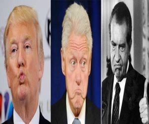 على خطى نيكسون وكلينتون.. ترامب على موعد مع العزل من الرئاسة