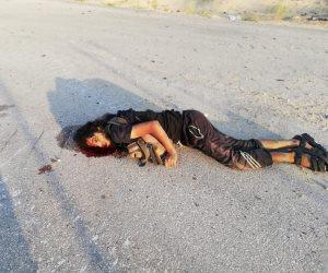أول صور لإرهابيي العريش والمضبوطات بعد تصدي قوات الأمن للهجوم