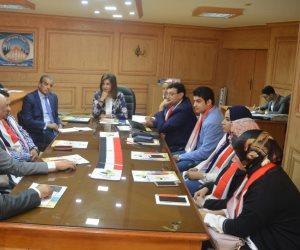 ما هو برنامج زيارة الجالية المصرية بأوكرانيا لمصر؟ (صور)