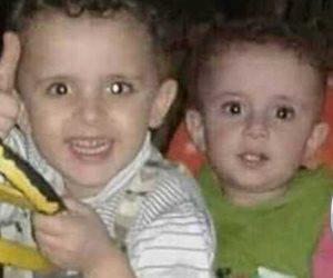 قاتل طفليه بـ«ميت سلسيل»: أخبرت زوجتي باختفائهما وادعيت لأخي اختطافهما
