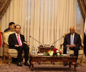 رسائل الرئيس الفيتنامى للمصريين تحت قبة البرلمان عن عام 2020.. تعرف عليها (صور)