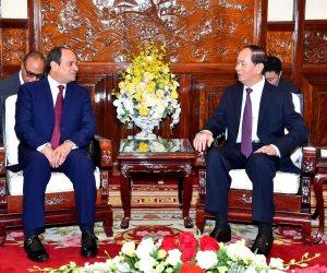 مصر وفيتنام.. علاقات تاريخية ومستقبل واعد (فيديو)