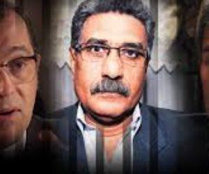 مفاجأت فى التحقيقات مع خلية «المبادرة»..تفاصيل 168 ساعة من التحقيقات مع معصوم مرزوق وشلته