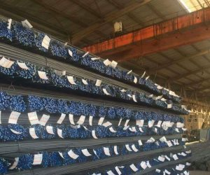رسوم إغراق على الحديد المستورد لحماية المصانع المصرية.. اعرف التفاصيل