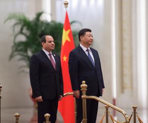 الرئيس وقع عقده في بكين.. كل ما تريد معرفته عن مجمع البتروكيماويات بمحور قناة السويس