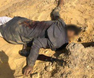 مقتل 4 من العناصر الإجرامية الخطرة بعد تبادلهم إطلاق الرصاص مع قوات الأمن (صور)