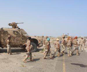 """""""دمت"""" على شفا التحرير.. الجيش اليمني يلقن ميليشيات الحوثي درسًا قبل الحسم الكبير"""