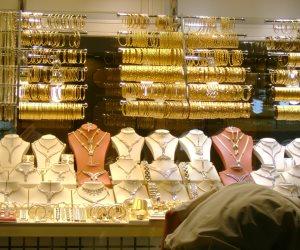 أسعار الذهب تعاود الارتفاع.. وعيار 21 يسجل 645 جنيها للجرام