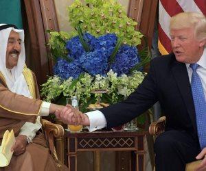 تكثيف التعاون مع «الرئاسة الترامبية».. تعرف على تفاصيل زيارة أمير الكويت لأمريكا