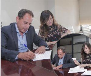 سينرجى و شبكة تواصل الشرق الأوسط MCN يوقعان بروتوكول تعاون استراتيجى