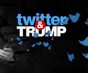 لماذا لم يحظر «تويتر» حساب الرئيس الأمريكي؟.. موقع التغريدات يعاقب أنصار ترامب