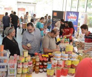 """اورنچ مصر تطلق معرض """"صنع بفخر في مصر"""" لإتاحة المنتجات المحلية لموظفيها ( صور )"""