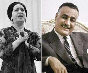 """رحلة الصغيرين من الموالد إلى الرئاسة.. لماذا استدعى عبد الناصر """"السنباطي"""" في حفل «الأطلال»؟"""