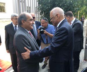 تعرف على أسباب اجتماع الوفد البرلماني المصري مع كبار المسئولين في قبرص (صور)