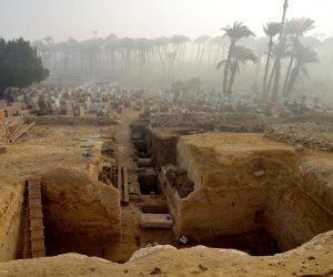800 مقبرة فرعونية تكشف عن نفسها للمرة الأولى منذ 4 آلاف عام