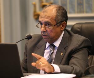 في مؤتمر صحفي.. وزير الزراعة يكشف مشروعات 2018 التنموية