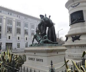 بسبب العنصرية.. أمريكا تزيل تمثال شهير من سان فرانسيسكو