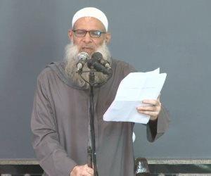العودة للمنبر الجمعة المقبل.. رحلة سعيد رسلان من المنع إلى بر الوالدين