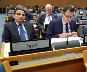 «شباب بتحب مصر» تعرض فيلم اليوم العالمي للبيئة بالأمم المتحدة (صور)