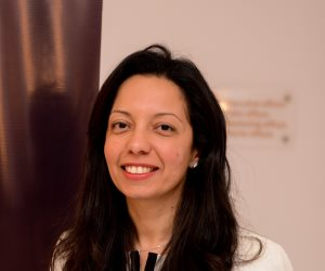 """للمرة الرابعة """"فوربس"""" تختار مروة العيوطي في قائمة السيدات الأكثر تأثيرا بالشرق الأوسط 2018"""