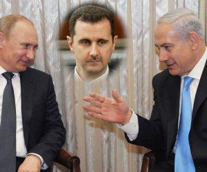 كيف نفهم روسيا؟.. إسرائيل تشن 200 غارة جوية على سوريا خلال عام بعلم موسكو