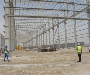 مساحته 189 ألف متر مربع.. تفاصيل إنشاء المجمع الصناعي في الغردقة
