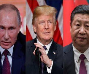 ترامب يغضب الدب الروسي والتنين الصيني بعقوبات جديدة