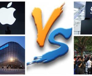 حروب ومنافسات خفيفة الظل.. كيف تتقاتل الشركات العالمية للهواتف العالمية؟