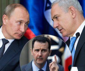 رسالة شديدة اللهجة من بوتين لـنتنياهو.. ماذا قالت تل أبيب عن تزويد دمشق بمنظومة إس -300؟