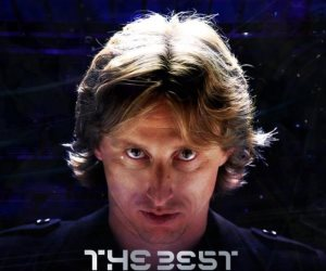 The Best.. مورديتش يحصد جائزة أفضل لاعب بالعالم وصلاح يكتفي بـ«بوشكاش» (فيديو)