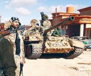 طرابلس تشتعل ودم ليببا يتفرق بين الميليشيات.. من المسئول؟