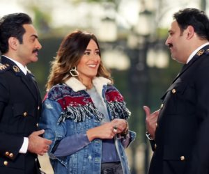 بدلة السعد.. ماذا قال تامر حسني عن اختيار فيلمه كأول عمل عربي يعرض في السعودية؟