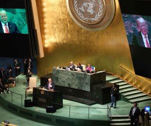 حل مشكلة المخدرات عالميا.. كيف استغل «ترامب» الجمعية العامة للأمم المتحدة في نجدة الشباب؟
